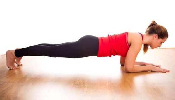 Tập các động tác tập trung giảm mỡ bụng