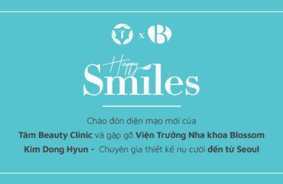 Sự kiện Happy Smiles