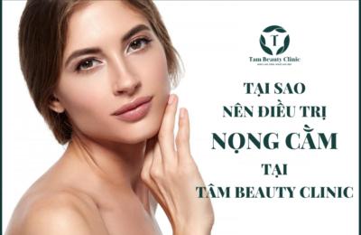 7 lý do nên xóa nọng cằm tại Tâm Beauty Clinic