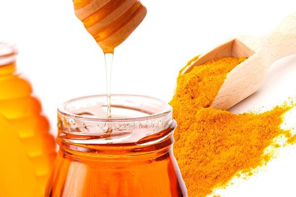 Nhắc đến trj thâm không thể thiếu nghệ và mật ong